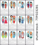 japan and alaska  south america ...   Shutterstock .eps vector #759323281