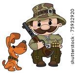 raster version illustration of... | Shutterstock . vector #75932920