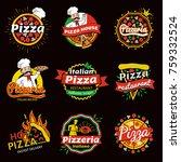 italian pizza restaurant...