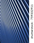 industrial corrugated steel... | Shutterstock . vector #759332911