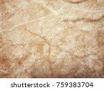 beautiful marble textured... | Shutterstock . vector #759383704