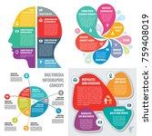 infographic elements template... | Shutterstock .eps vector #759408019