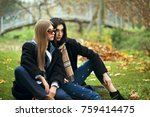 outdoors lifestyle fashion... | Shutterstock . vector #759414475