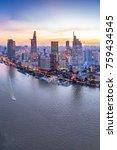 ho chi minh  vietnam   nov 20 ... | Shutterstock . vector #759434545