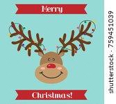 Christmas Greeting Card For Ne...