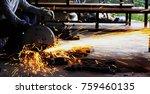 smith welded steel works  steel ... | Shutterstock . vector #759460135