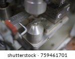 industrial factory equipment... | Shutterstock . vector #759461701