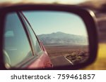 road in the prairie country   Shutterstock . vector #759461857