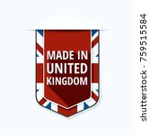 made in united kingdom of great ...   Shutterstock .eps vector #759515584