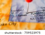 lyman  wyoming  usa.   Shutterstock . vector #759523975
