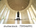 Thomas Jefferson Memorial In...