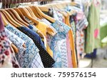 women fashion business concept  ... | Shutterstock . vector #759576154