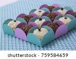 traditional brazilian sweet ... | Shutterstock . vector #759584659