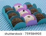 traditional brazilian sweet ... | Shutterstock . vector #759584905