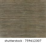 texture of bamboo mat as... | Shutterstock . vector #759612307