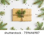 christmas decoration... | Shutterstock . vector #759646987