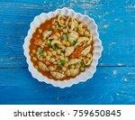 mama mia's minestrone  soup  ...   Shutterstock . vector #759650845