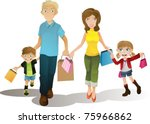 a vector illustration of a... | Shutterstock .eps vector #75966862
