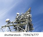 Lugano  Switzerland  Antenna...