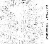 grunge black and white pattern. ...   Shutterstock . vector #759678445