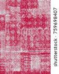 modern carpet and rug pattern | Shutterstock . vector #759698407