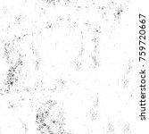 grunge black and white pattern. ... | Shutterstock . vector #759720667