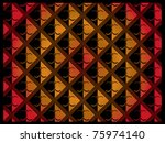 vector pattern in different... | Shutterstock .eps vector #75974140