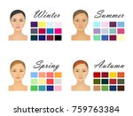 human appearence information...   Shutterstock .eps vector #759763384