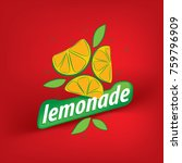 logo for lemonade | Shutterstock .eps vector #759796909
