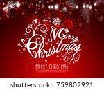vector illustration abstract... | Shutterstock .eps vector #759802921