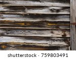 old wood background | Shutterstock . vector #759803491