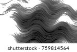 black and white horizontal...   Shutterstock . vector #759814564