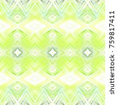 seamless colorful pattern for... | Shutterstock . vector #759817411