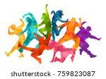 detailed vector illustration... | Shutterstock .eps vector #759823087