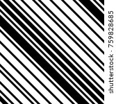 abstract black and white... | Shutterstock .eps vector #759828685