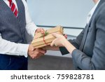 close up view of unrecognizable ... | Shutterstock . vector #759828781
