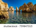coastal exposure of the...   Shutterstock . vector #759847315
