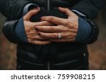 proposal in nature | Shutterstock . vector #759908215