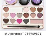 collection of make up and...   Shutterstock . vector #759969871