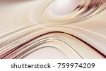abstract red gold on white... | Shutterstock . vector #759974209