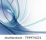 abstract blue and white... | Shutterstock . vector #759974221