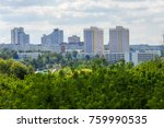 tatarstan. russia. the city of... | Shutterstock . vector #759990535