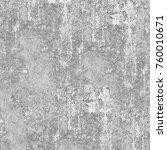 grunge background gray... | Shutterstock . vector #760010671