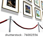 illustration of pictures... | Shutterstock . vector #76002556