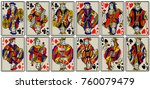 Playing Cards  Classical Style...