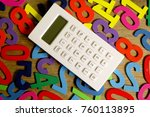education  business and finance ... | Shutterstock . vector #760113895