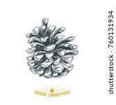 beautiful vector hand drawn... | Shutterstock .eps vector #760131934