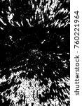 grunge black and white pattern. ...   Shutterstock . vector #760221964