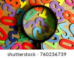 education business and finance... | Shutterstock . vector #760236739
