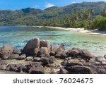 sea horizon view | Shutterstock . vector #76024675